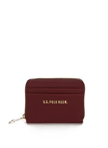 U.S. Polo Assn. Cüzdan Kırmızı